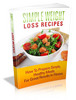 Simple Weight Loss Recipes + 5  Bonus eBooks - PLR