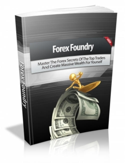 Product picture Forex Secrets of Top Traders - MRR