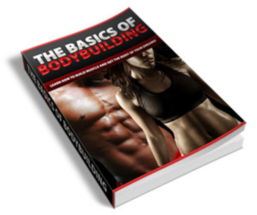 Product picture Body Building - Muscle Building - PLR - Ecourse and Content