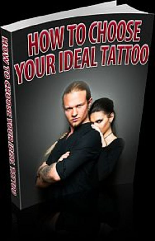 Product picture Tattoo - PLR With Ebook Plus 25 Content Articles