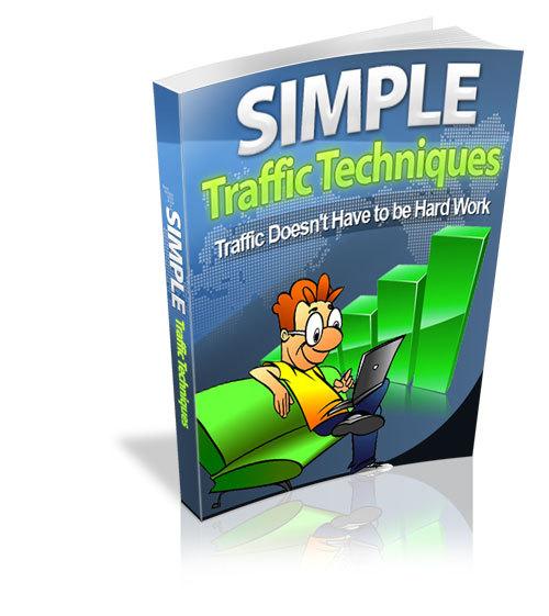 Product picture Traffic Techniques - PLR