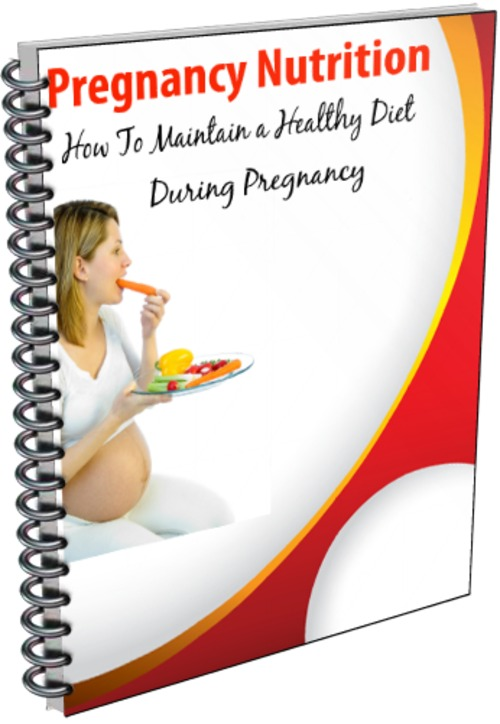 Product picture  Pregnancy Nutrition  MRR / Giveaway Rights