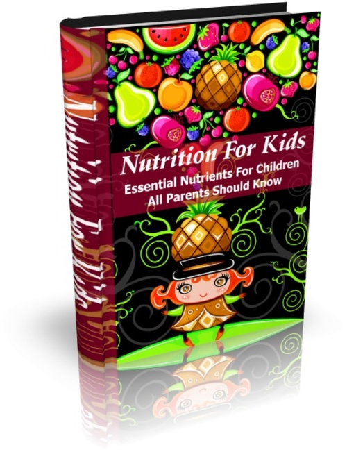 Product picture Kids Nutrition with MRR