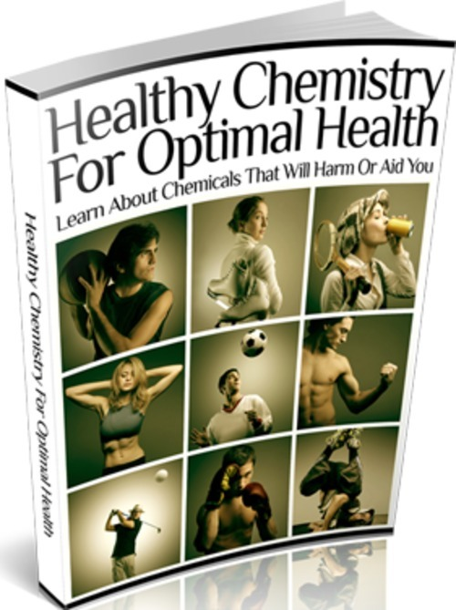 Product picture Healthy Chemistry for Optimal Health with MRR