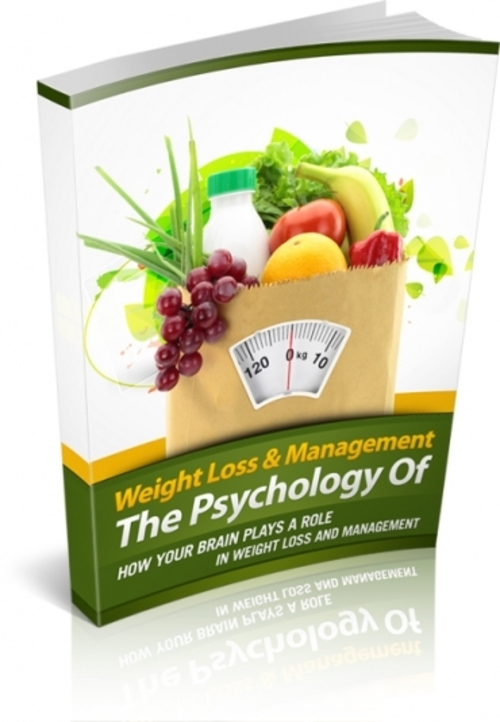 Product picture Psychology of Weight Loss with MRR eBook and Website